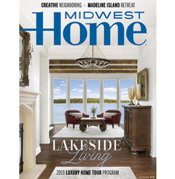 2019 Midwest Home Cover Feature + Article