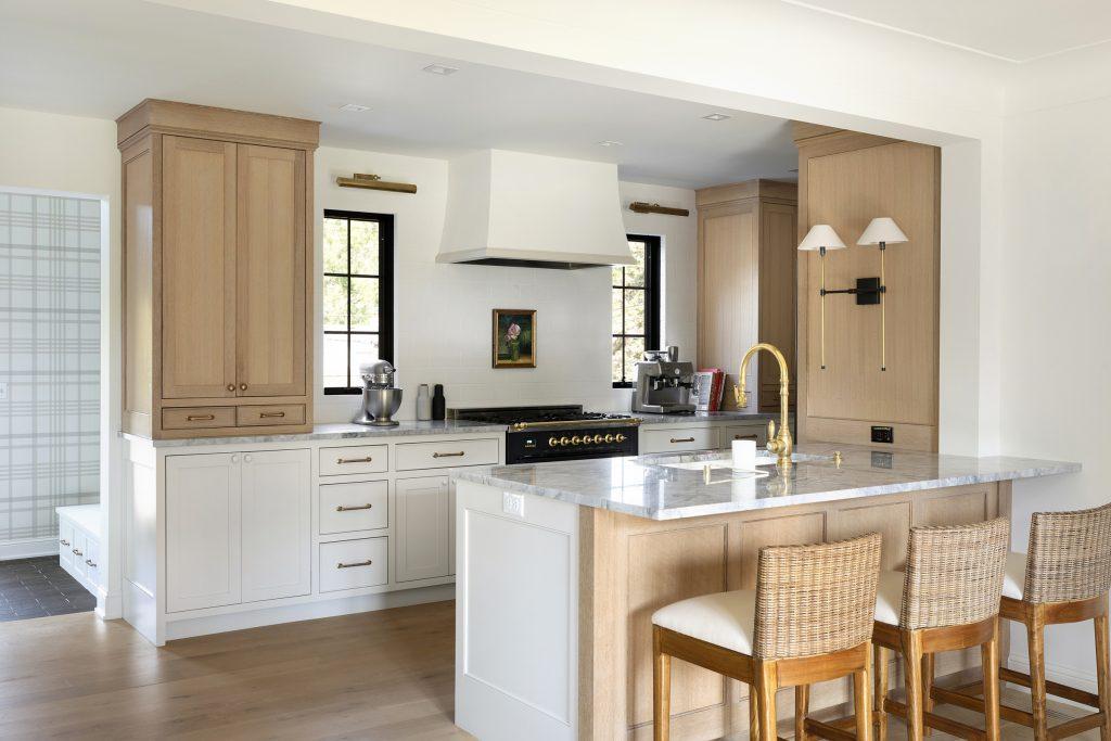 Kitchen + Owner Suite